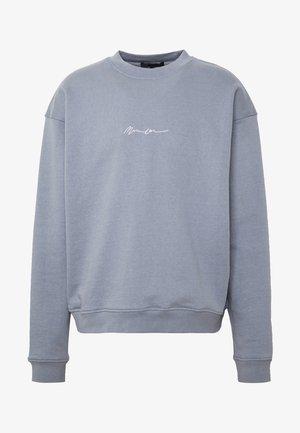 ESSENTIAL SIGNATURE BOXY - Sweatshirt - powder blue