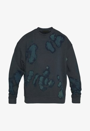 TONAL BLEACH  - Sweatshirt - petrol