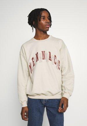 UNISEX - Sweatshirt - BEIGE
