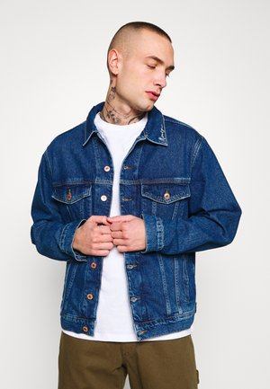 MENNACE SIGNATURE WESTERN - Denim jacket - blue