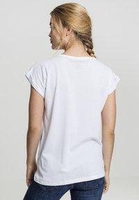 Merchcode - COCA COLA   - T-shirt print - white - 1