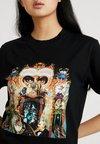 Merchcode - MICHAEL JACKSON DANGEROUS - Print T-shirt - black