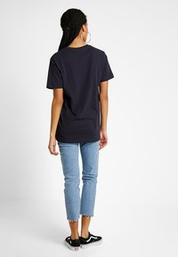 Merchcode - LADIES ZODIAC TEE - T-shirt con stampa - navy - 2