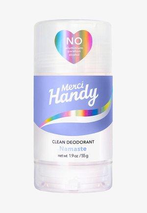 CLEAN DEODORANT NAMASTE - Deodorant - purple