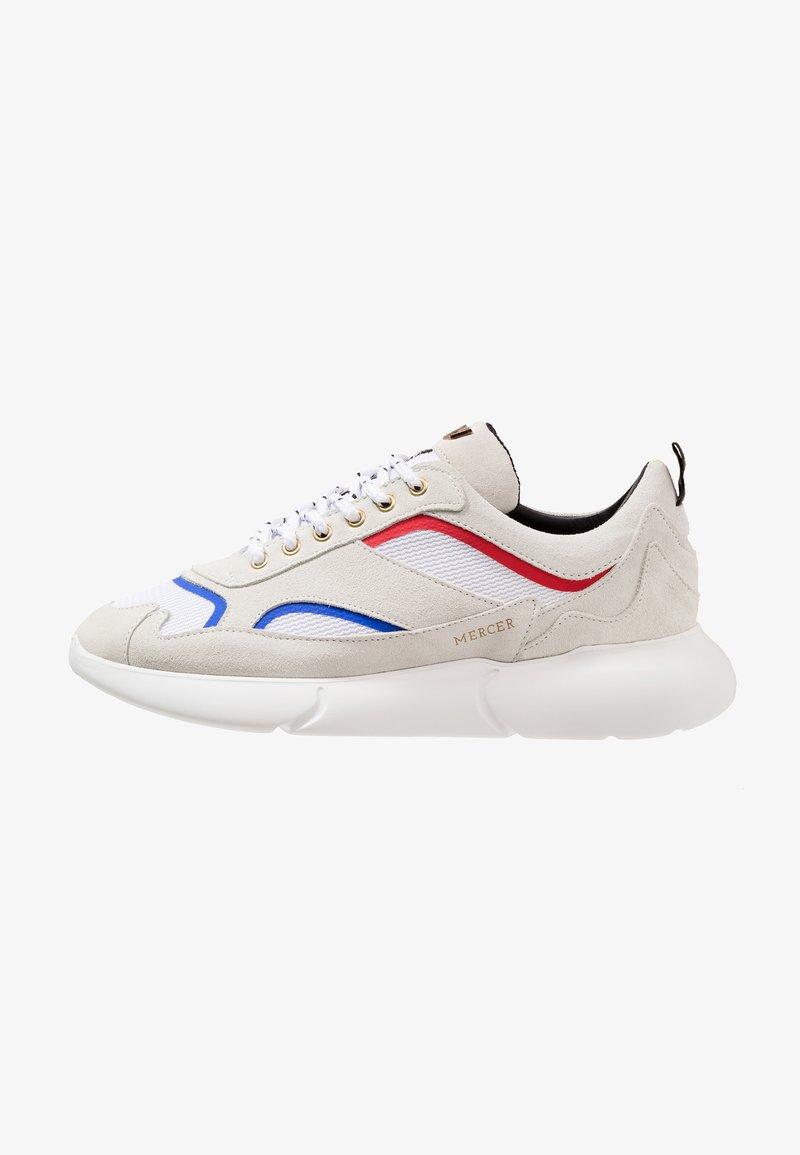 Mercer Amsterdam - HEAT - Sneaker low - white