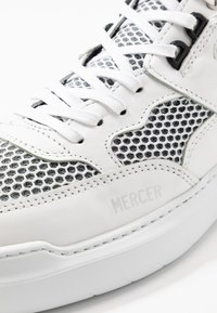 Mercer Amsterdam - BACKSPIN - Trainers - white - 5