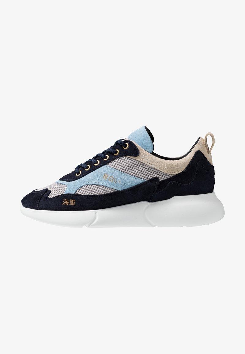 Mercer Amsterdam - W3RD KIMONO 2.0 - Sneakers - kings blue