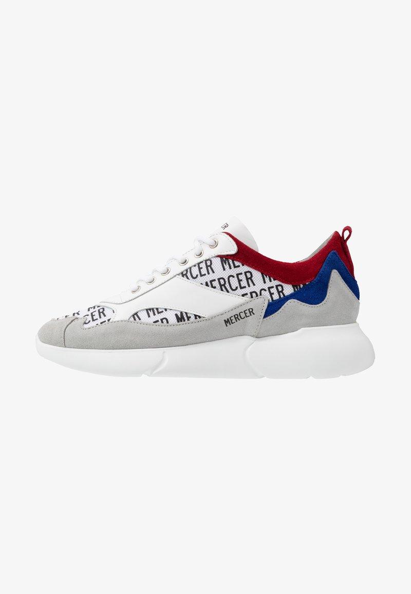 Mercer Amsterdam - Sneakers - red/blue/grey