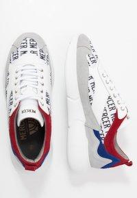 Mercer Amsterdam - Sneakers - red/blue/grey - 1