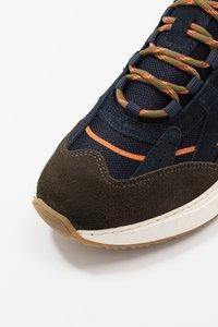 Mercer Amsterdam - Sneakersy niskie - olive/navy - 5