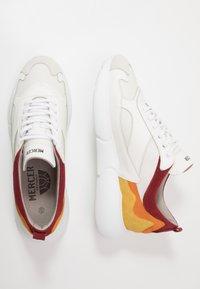 Mercer Amsterdam - Sneakers - white/orange/yellow - 1