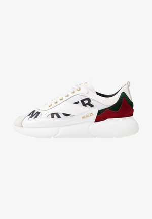 Sneakers basse - white/red/green