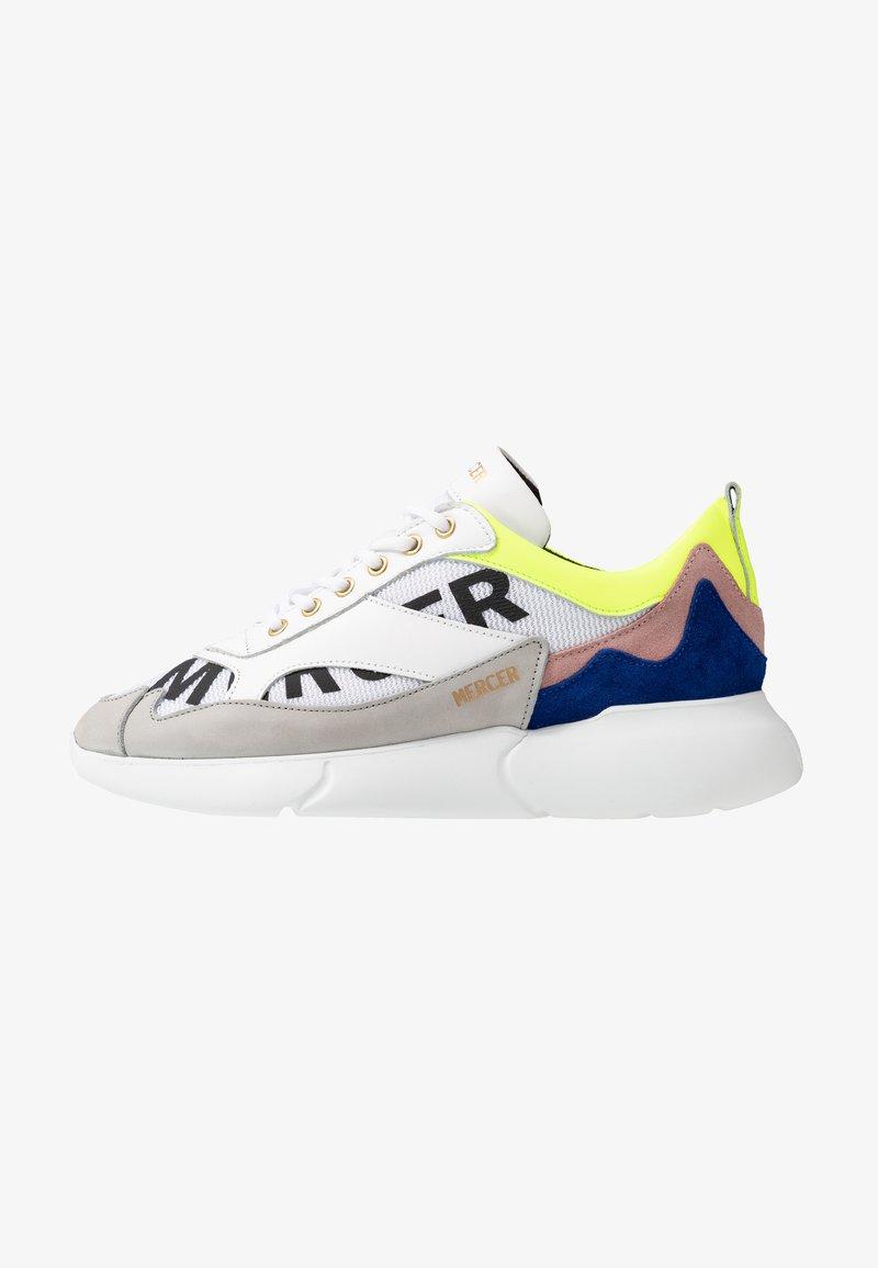 Mercer Amsterdam - Sneakers - yellow/blue/white