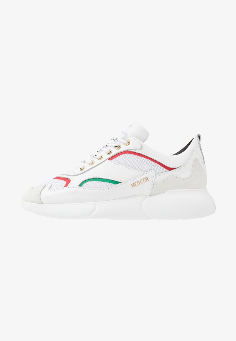 Mercer Amsterdam - Sneakers - red/green/white