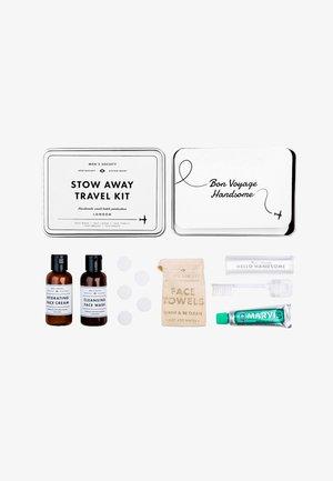 STOW AWAY TRAVEL KIT - Set pour le bain et le corps - neutral