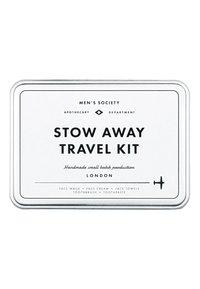 Men's Society - STOW AWAY TRAVEL KIT - Set pour le bain et le corps - neutral - 1
