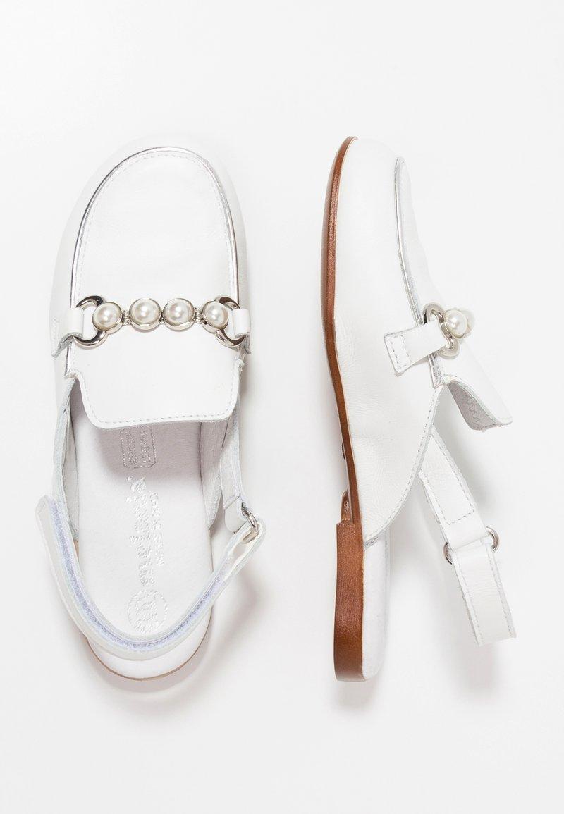 Melania - Nazouvací boty - white