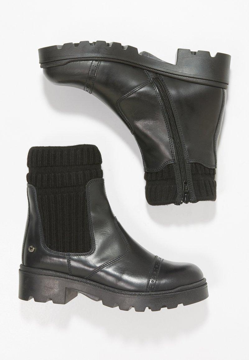 Melania - Korte laarzen - black