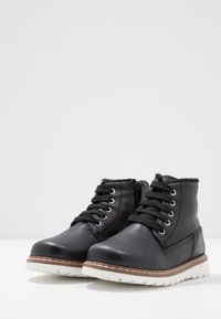 Melania - Lace-up ankle boots - black - 3
