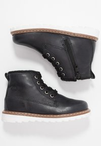 Melania - Lace-up ankle boots - black - 0