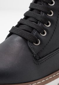 Melania - Lace-up ankle boots - black - 2