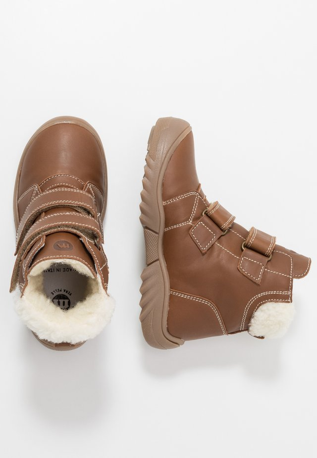 Snowboot/Winterstiefel - tan