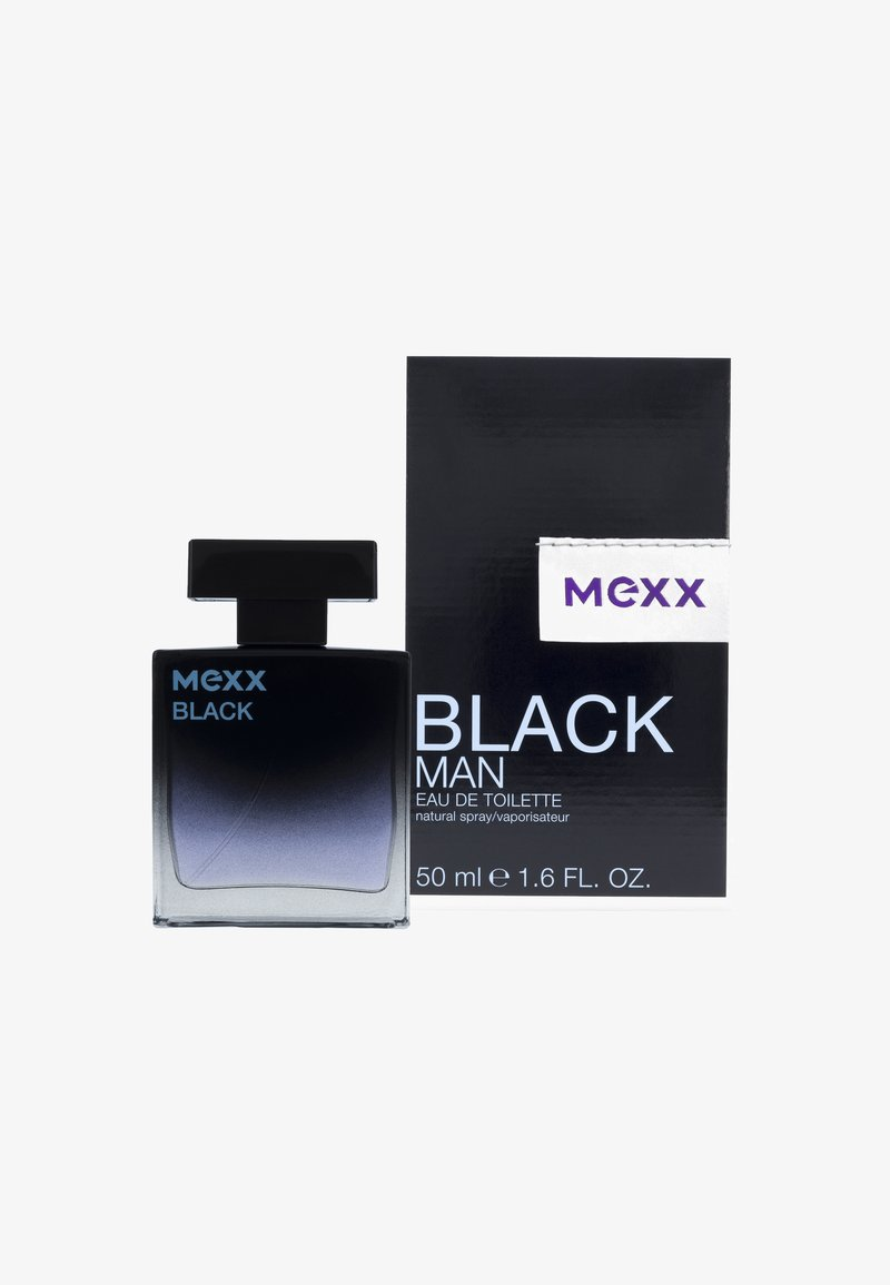 Mexx Fragrance - MEXX BLACK MAN EDT VAPO 50ML - Eau de Toilette - -