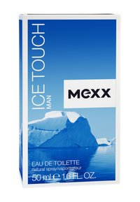 Mexx Fragrance - MEXX ICE TOUCH MAN EDT 50ML - Eau de Toilette - -