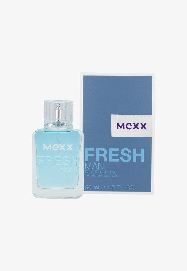 MEXX FRESH M EDT VAPO 50ML HR GAL - Woda toaletowa - -