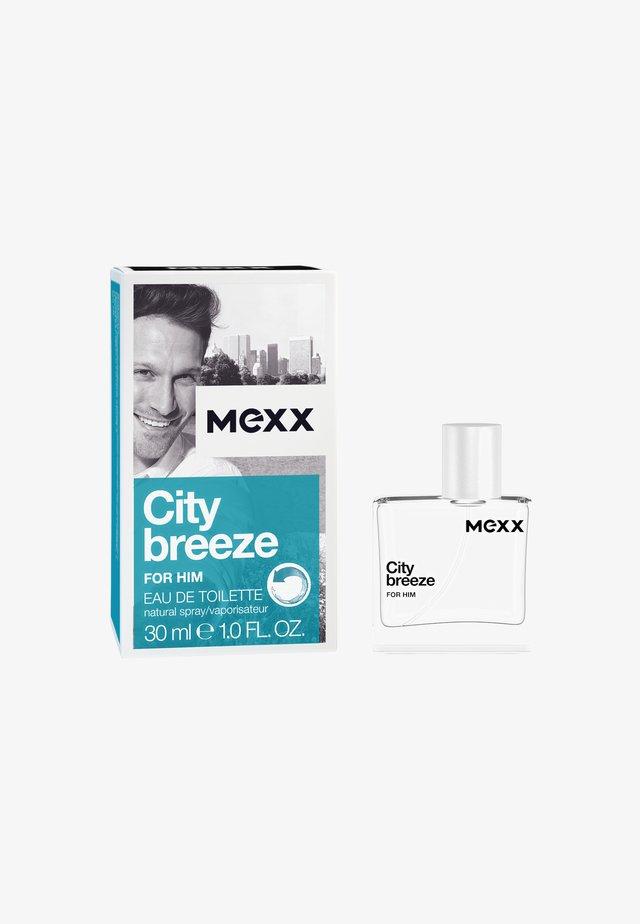 MEXX CITY BREEZE MAN EDT 30ML - Woda toaletowa - -