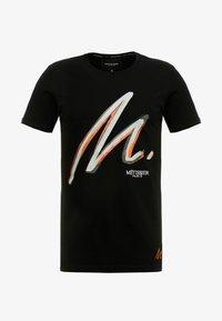 Metissier - METISSIER PORTES  - T-shirt print - black - 4