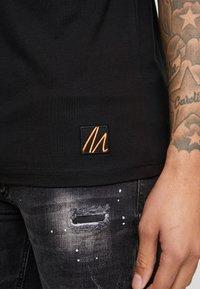 Metissier - METISSIER PORTES  - T-shirt print - black - 5