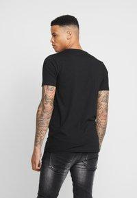 Metissier - METISSIER PORTES  - T-shirt print - black - 2