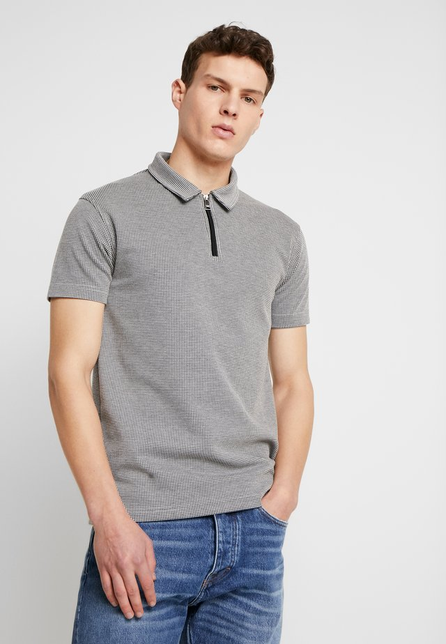 METISSIER ROSARIO - Polo shirt - grey