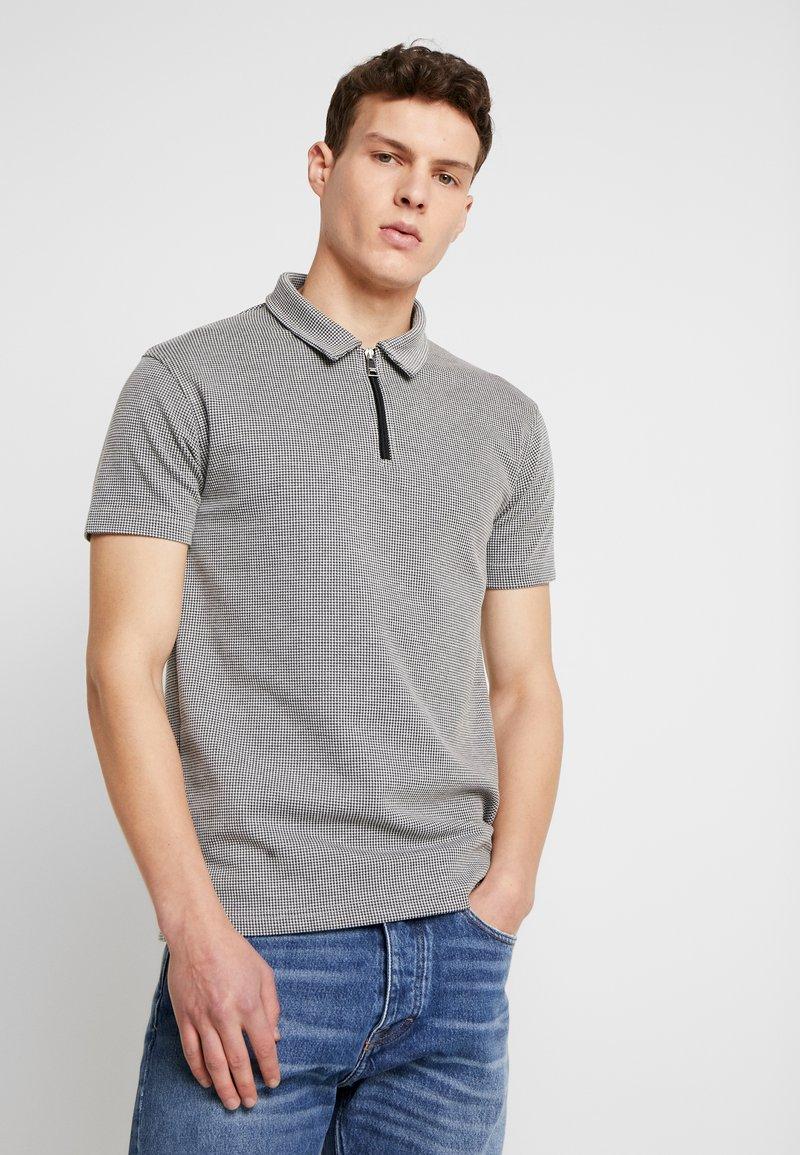Metissier - METISSIER ROSARIO - Polo shirt - grey