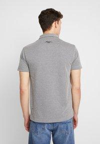 Metissier - METISSIER ROSARIO - Polo shirt - grey - 2