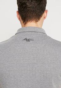 Metissier - METISSIER ROSARIO - Polo shirt - grey - 5
