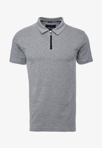 Metissier - METISSIER ROSARIO - Polo shirt - grey - 4