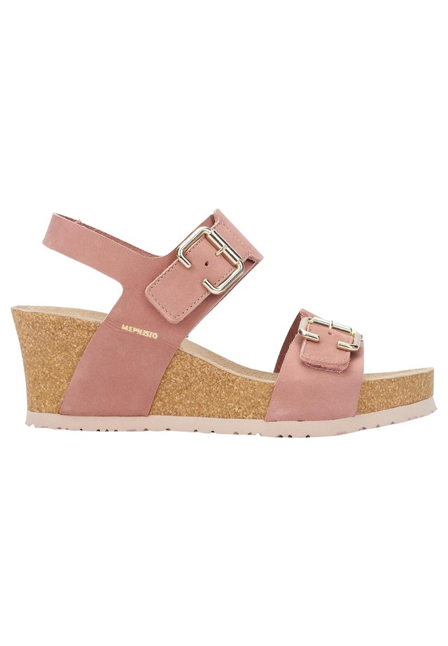 Sandals - old pink