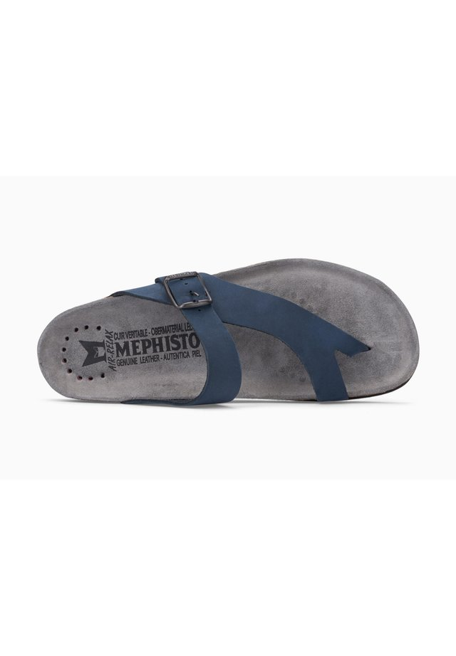 ZEHENTRENNER NIELS - T-bar sandals - navy