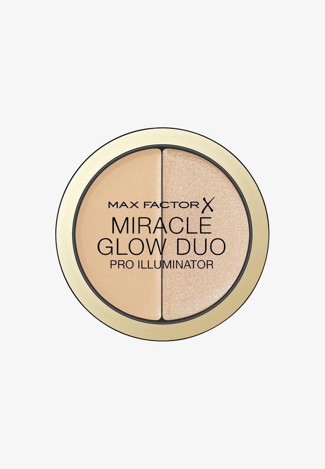 MIRACLE GLOW DUO HIGHLIGHTER - Highlighter - 20 medium