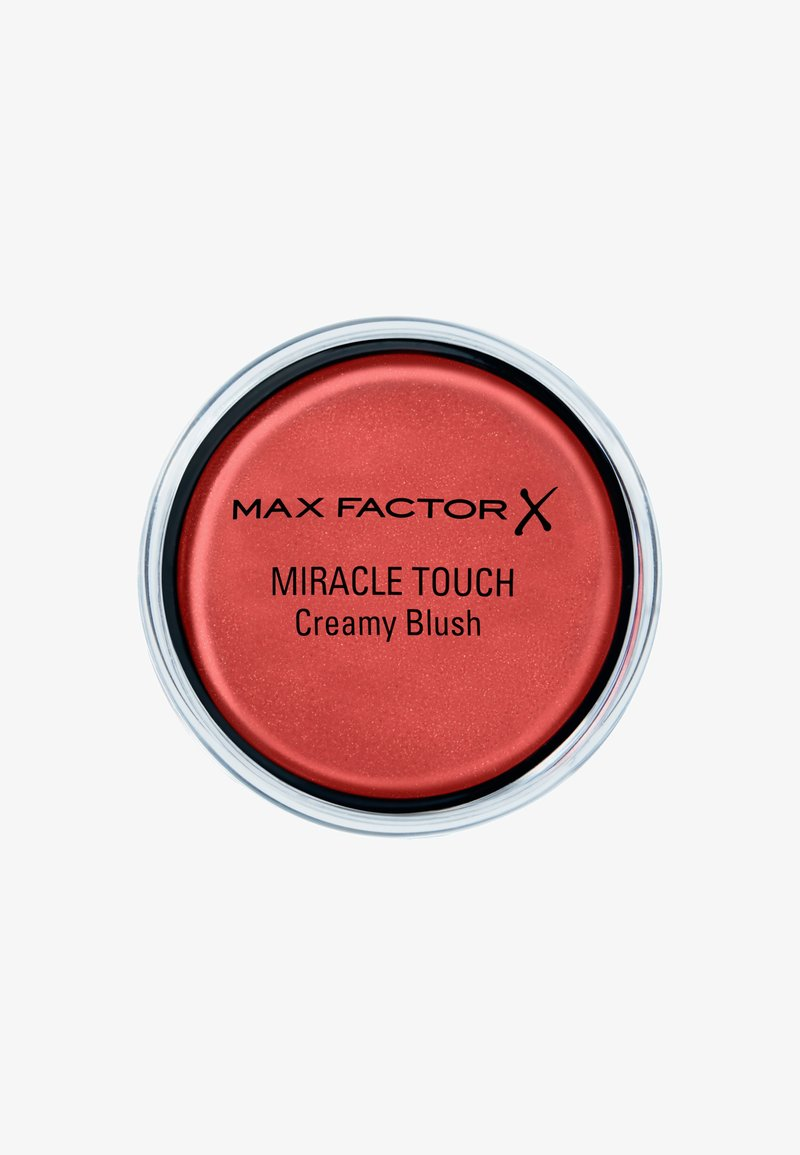 Max Factor - MIRACLE TOUCH CREAMY BLUSH - Blush - 7 soft candy