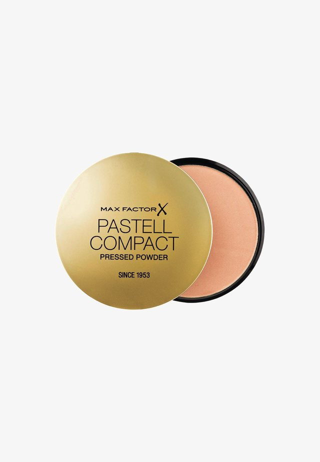 PASTELL COMPACT POWDER - Pudder - pastell
