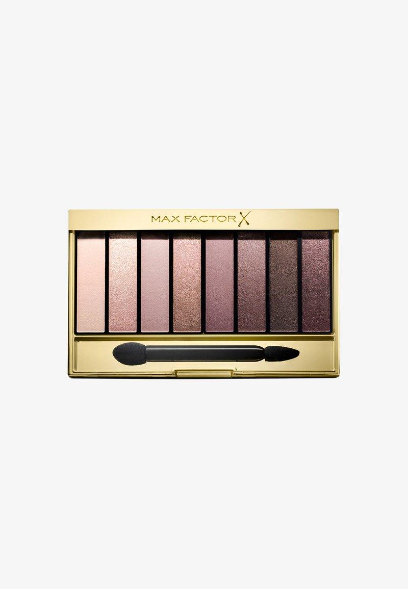 Max Factor - MASTERPIECE NUDE PALETTE - Eyeshadow palette - 03 rose nudes