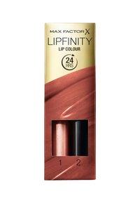 Max Factor - LIPFINITY - Liquid lipstick - 070 spicy - 2