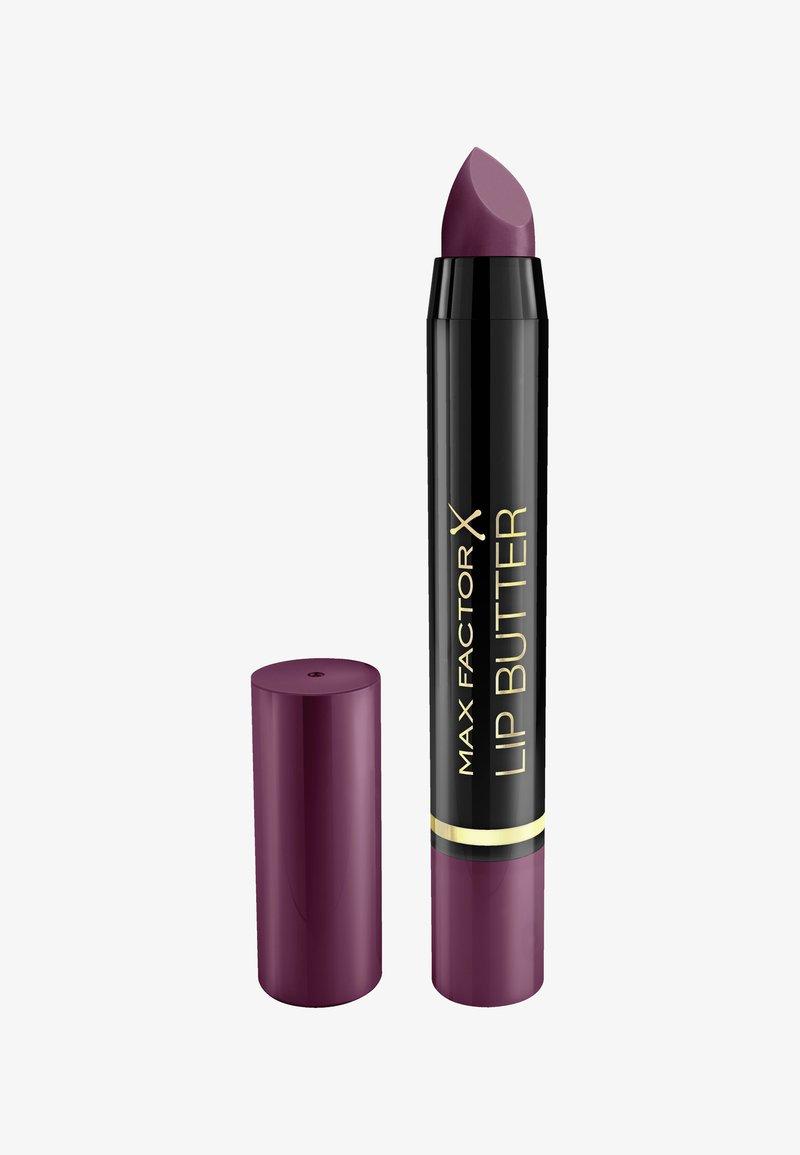 Max Factor - COLOUR ELIXIR LIP BUTTER - Læbestifte - 112 matte perfect plum