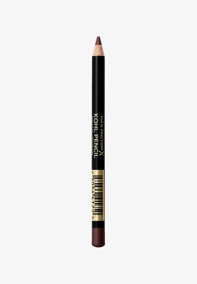KOHL KAJAL - Eyeliner - 30 brown