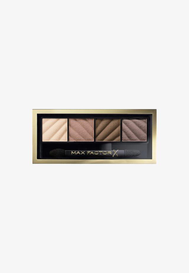 SMOKEY EYE DRAMA KIT EYESHADOW - Palette fard à paupière - 10 alluring nude