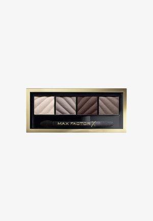 SMOKEY EYE DRAMA KIT EYESHADOW - Lidschattenpalette - 30 black onyx