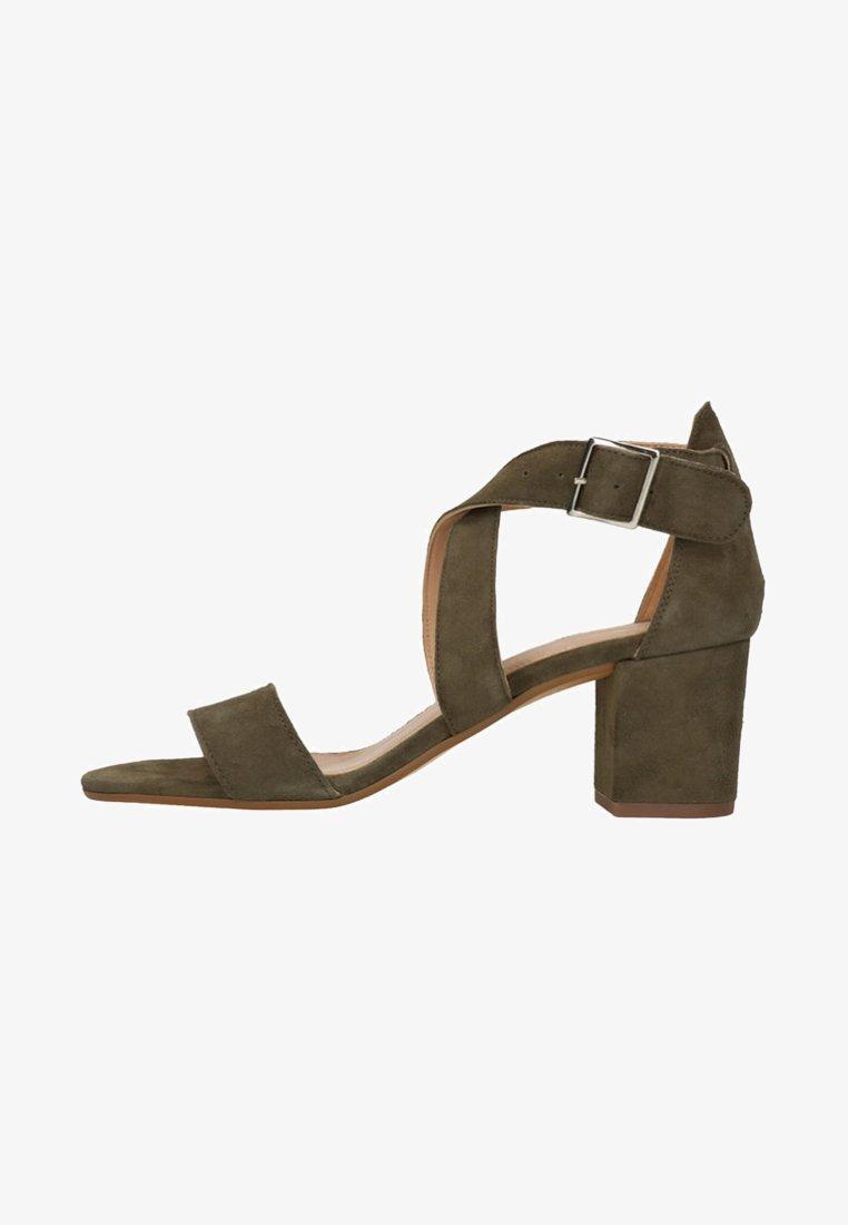 Manfield - Sandals - green